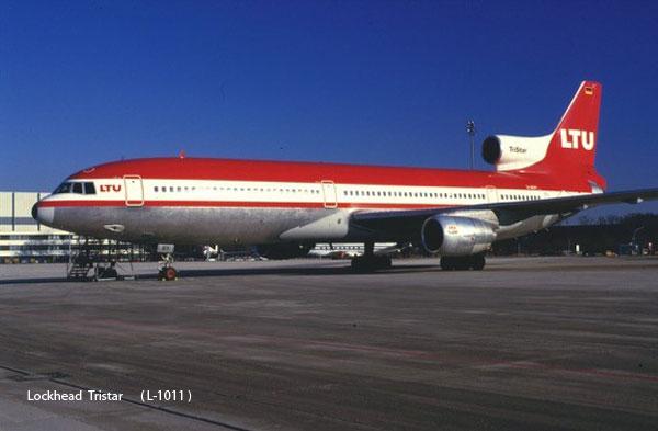 Lockhead  Tristar      ( L-1011 )